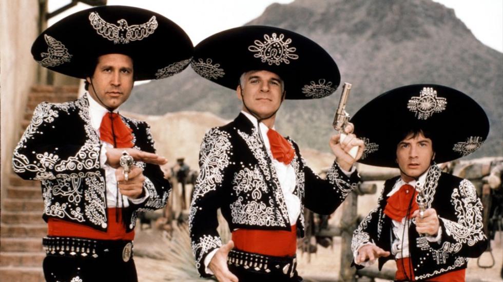Celebrate Cinco De Mayo at Tribeca Cinemas With 'Three Amigos'