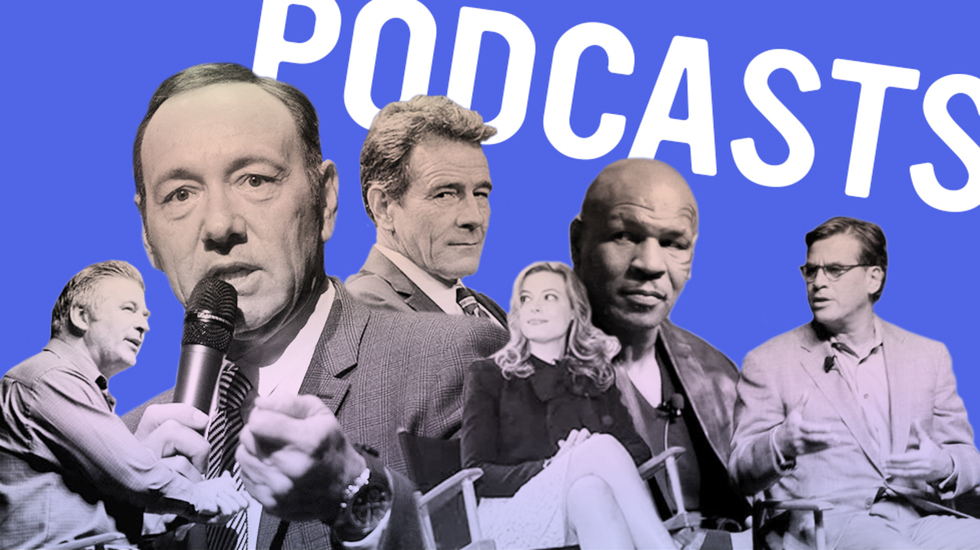 PODCASTS: Listen to the TFF 2014 Talks Right Here!