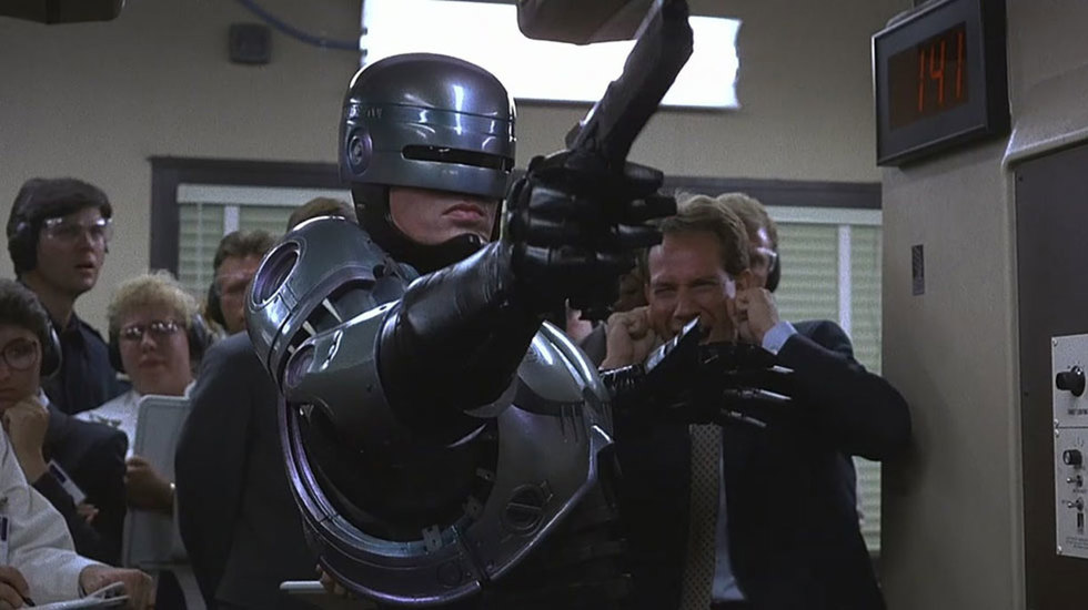 Your Weekend Repertory Screenings: 'Robocop,' 'Alice Doesn't Live Here Anymore' and More