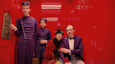 Wes Anderson Sets Sail With 'The Grand Budapest Hotel'