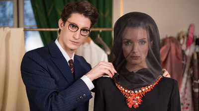 Interview: Young French Actor Pierre Niney Talks About Playing Yves Saint Laurent