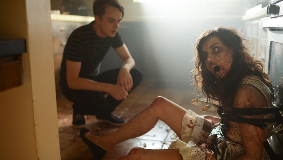 This Weekend's Indies: 'Frank', 'The Trip to Italy', & 'Life After Beth'