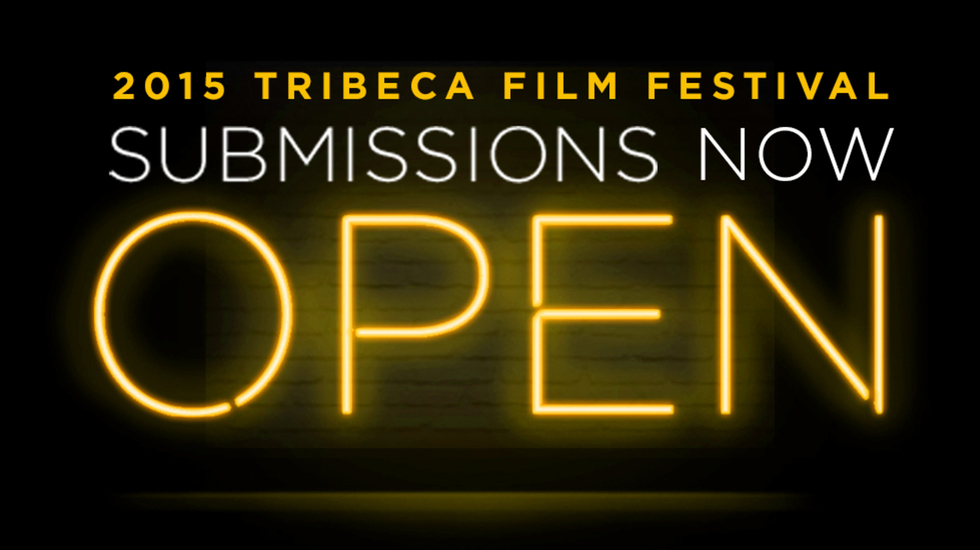 Submissions for TFF 2015 Are Now Open