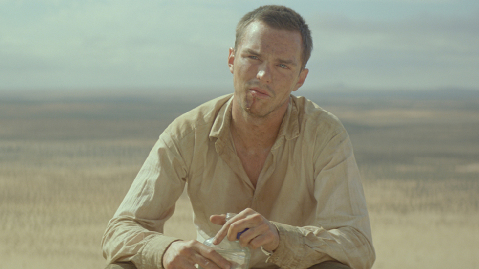 Nicholas Hoult On 'Young Ones' and Reuniting With Charlize Theron in 'Dark Places'