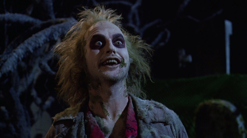 Celebrate Halloween At Tribeca Cinemas With 'Beetlejuice'