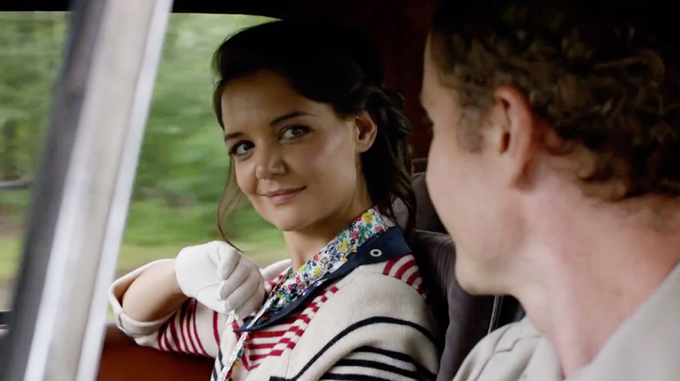 Katie Holmes Delivers A Revelatory Performance In 'Miss Meadows'