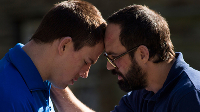 Under The Hood: 'Foxcatcher' and Late Character Reveals