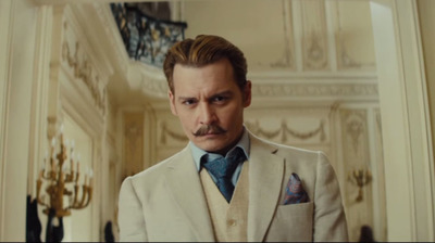 Does the 'Mortdecai' trailer make Tom Jones sound new again?