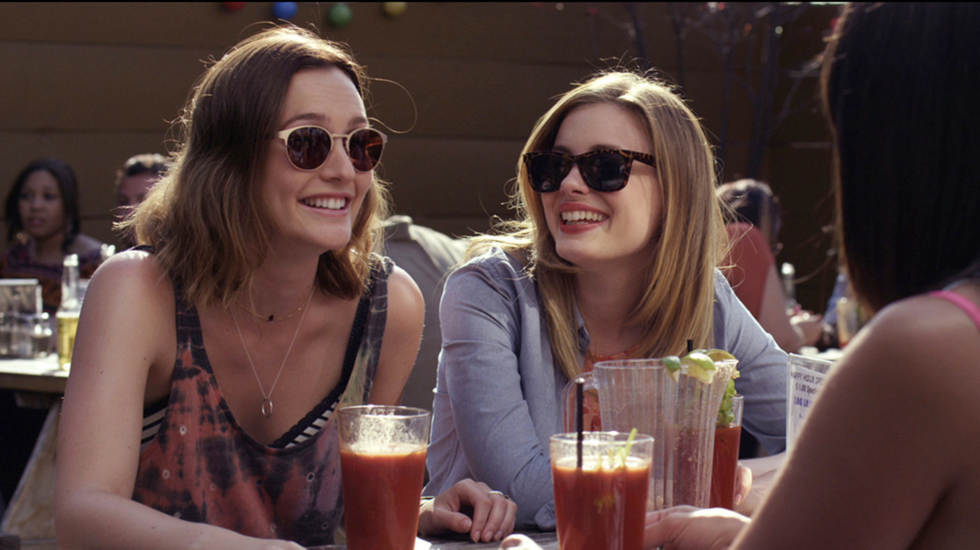 Watch Leighton Meester & Gillian Jacobs This Weekend in 'Life Partners'