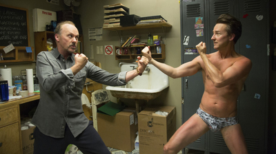 Under The Hood: 'Birdman' and the Compression of Time