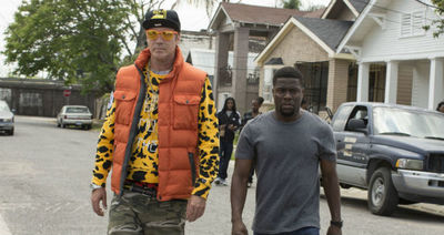 'Get Hard' Trailer Borderlines the Offensive