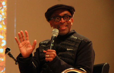 Don't Miss: Spike Lee, Kehinde Wiley, and Tatyana Fazlalizadeh Conversation Highlights