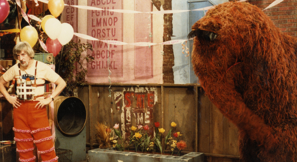 Get To Know The Man Behind The Muppet In The 'I Am Big Bird' Trailer