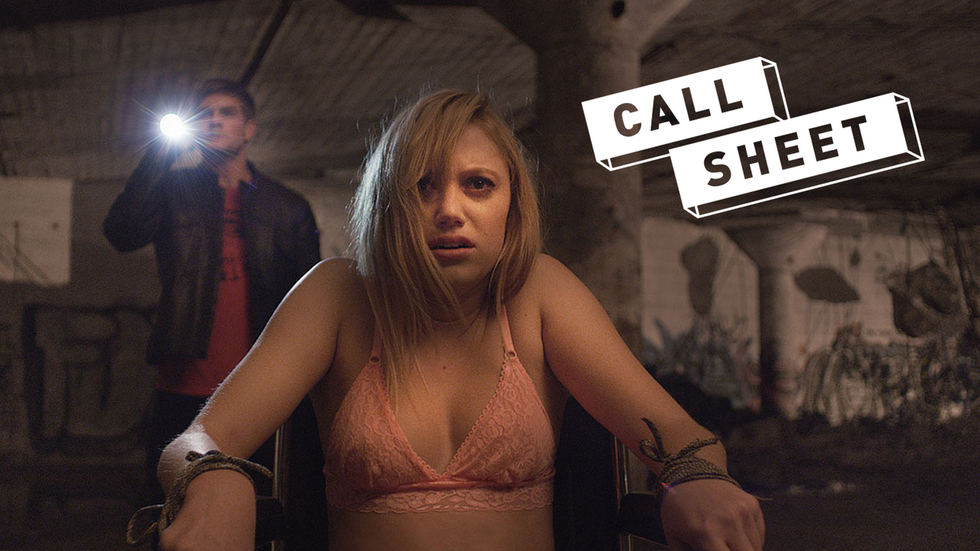 Ashley Judd   Jay Smooth   IT FOLLOWS Expands