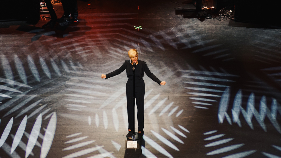 Emotions & Applause Ran High As Mary J. Blige Owned TFF 2015's Second Night