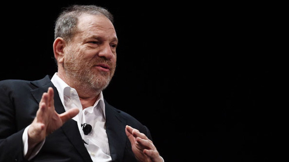 VIDEO: Harvey Weinstein on Good Will Hunting Script
