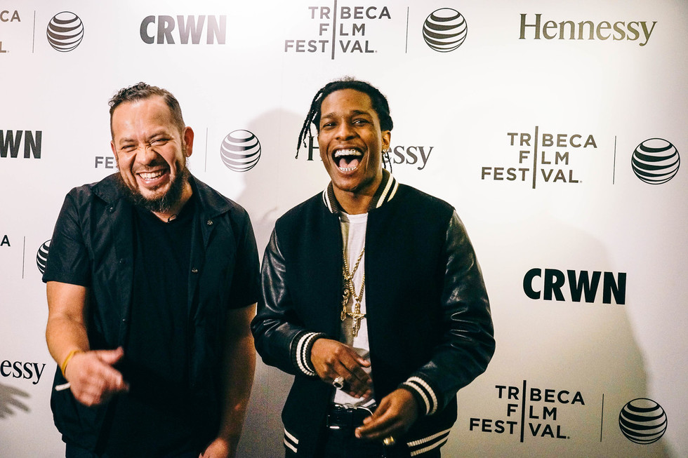 Best Moments: A$AP Rocky in Conversation With Elliott Wilson for CRWN Series
