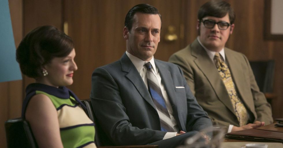 That Time Don Draper Learned About #Hashtags