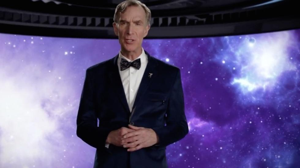 "Watch Bill Nye Explain ""The Universe"" to White Women Everywhere"