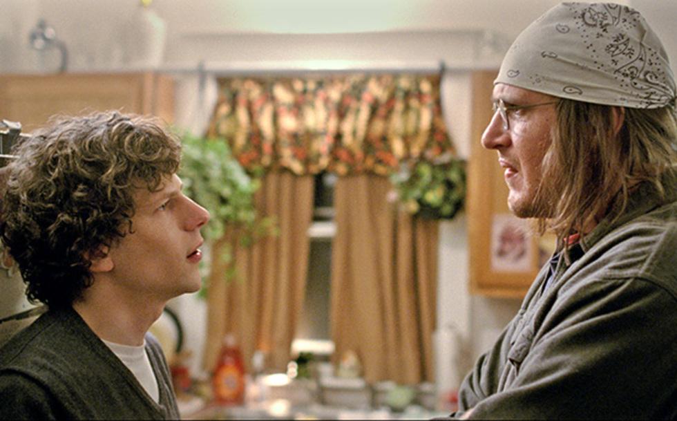 Trailer Premieres for Jason Segel's David Foster Wallace Movie