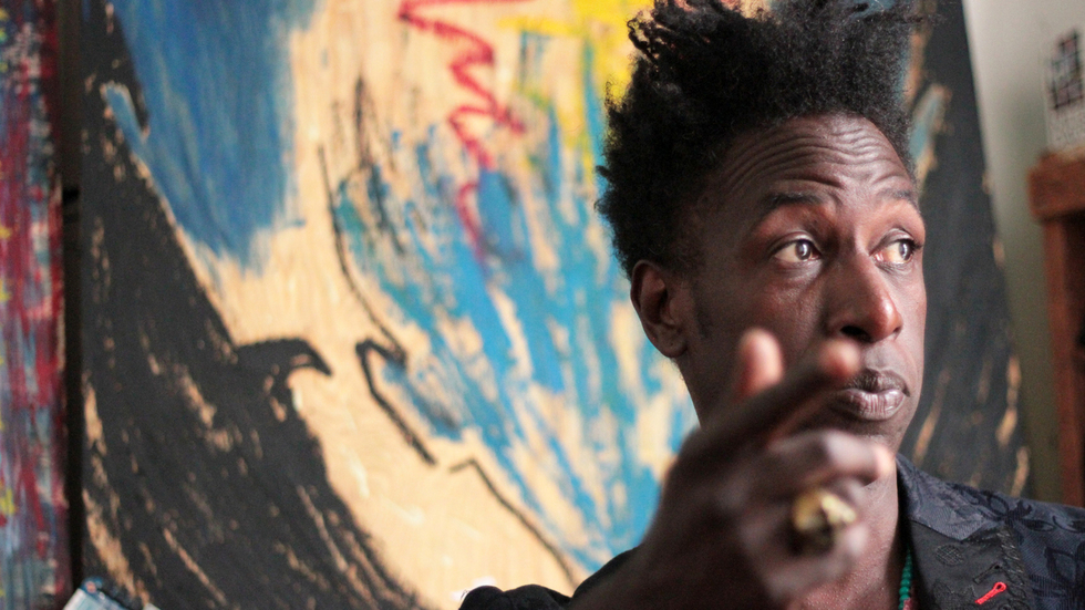 Who is Saul Williams? Meet The Modern-Day Renaissance Man Who is Redefining Hacker Culture