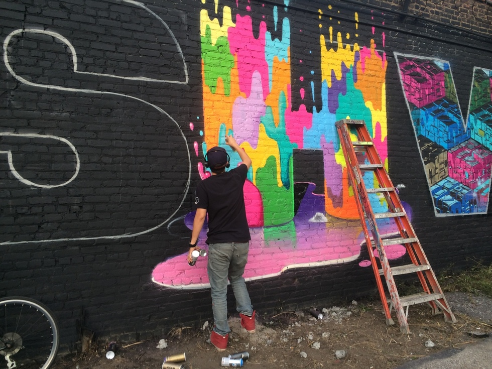 BORN AND BRED: The Rise of Street Art in Bushwick