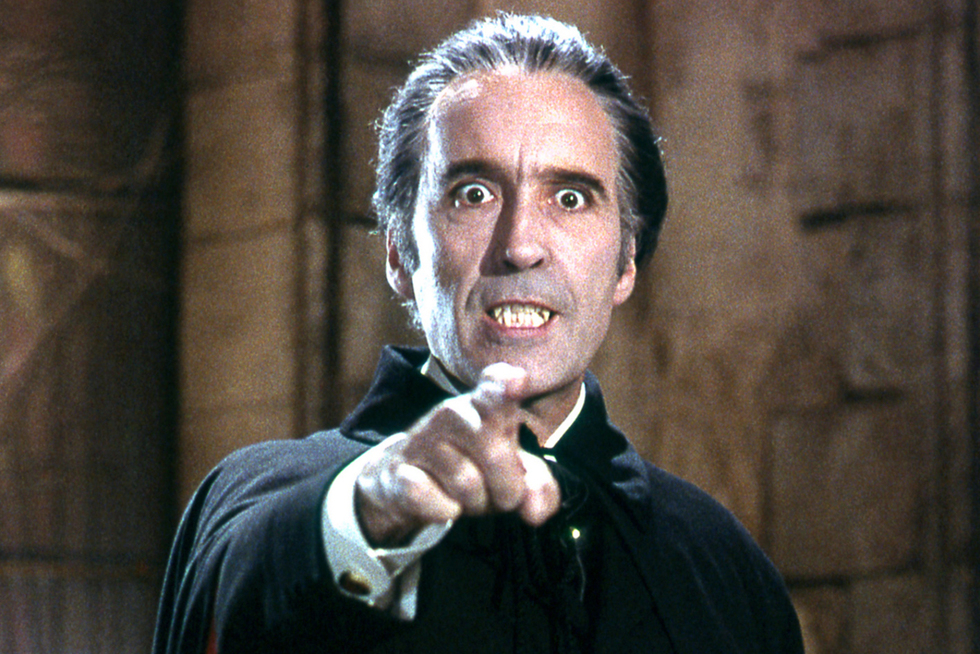 Christopher Lee, One of Horror's Greatest and Most Important Actors, Has Passed Away