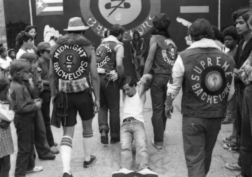 PHOTOS: Meet 1970s NYC Street Gangs in New RUBBLE KINGS Documentary