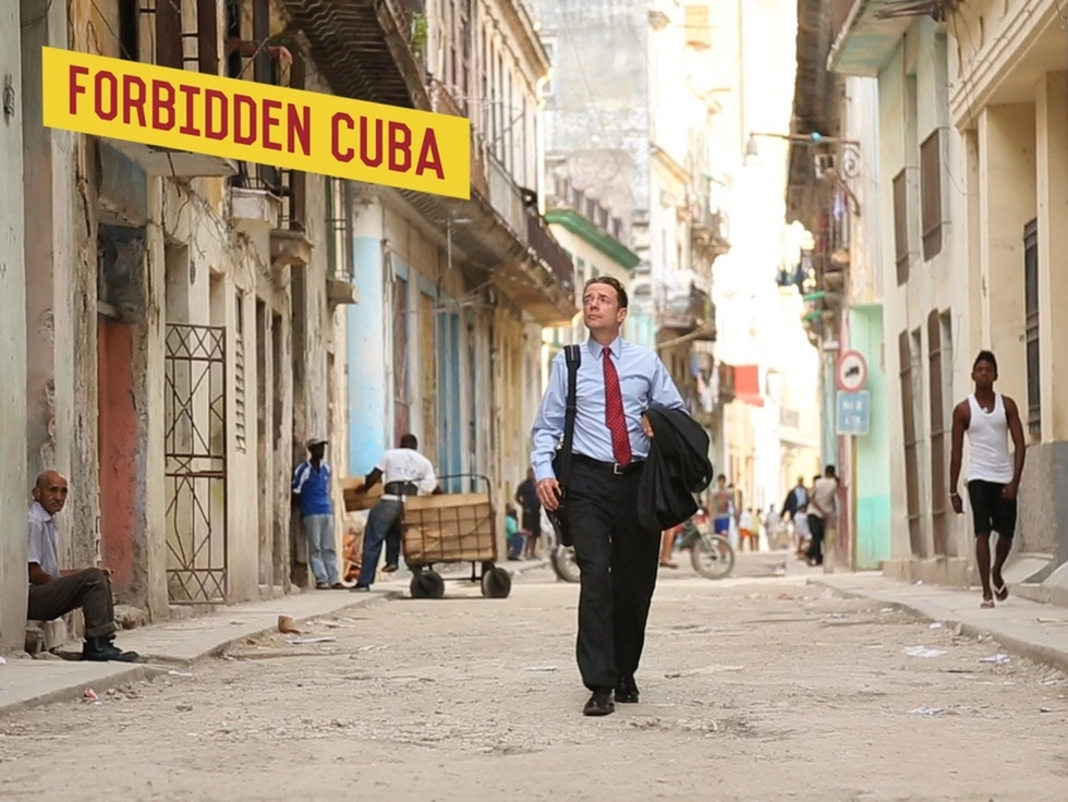 This New Indie Feature was Shot Illegally on the Streets of Cuba