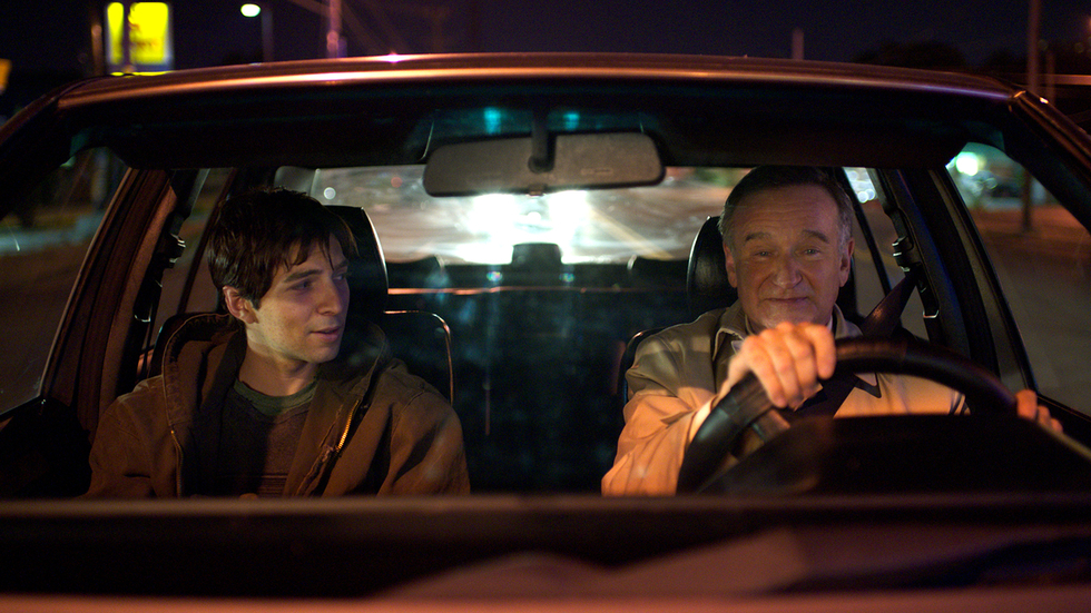 Watch Robin Williams' Powerful Final Performance in the First BOULEVARD Trailer