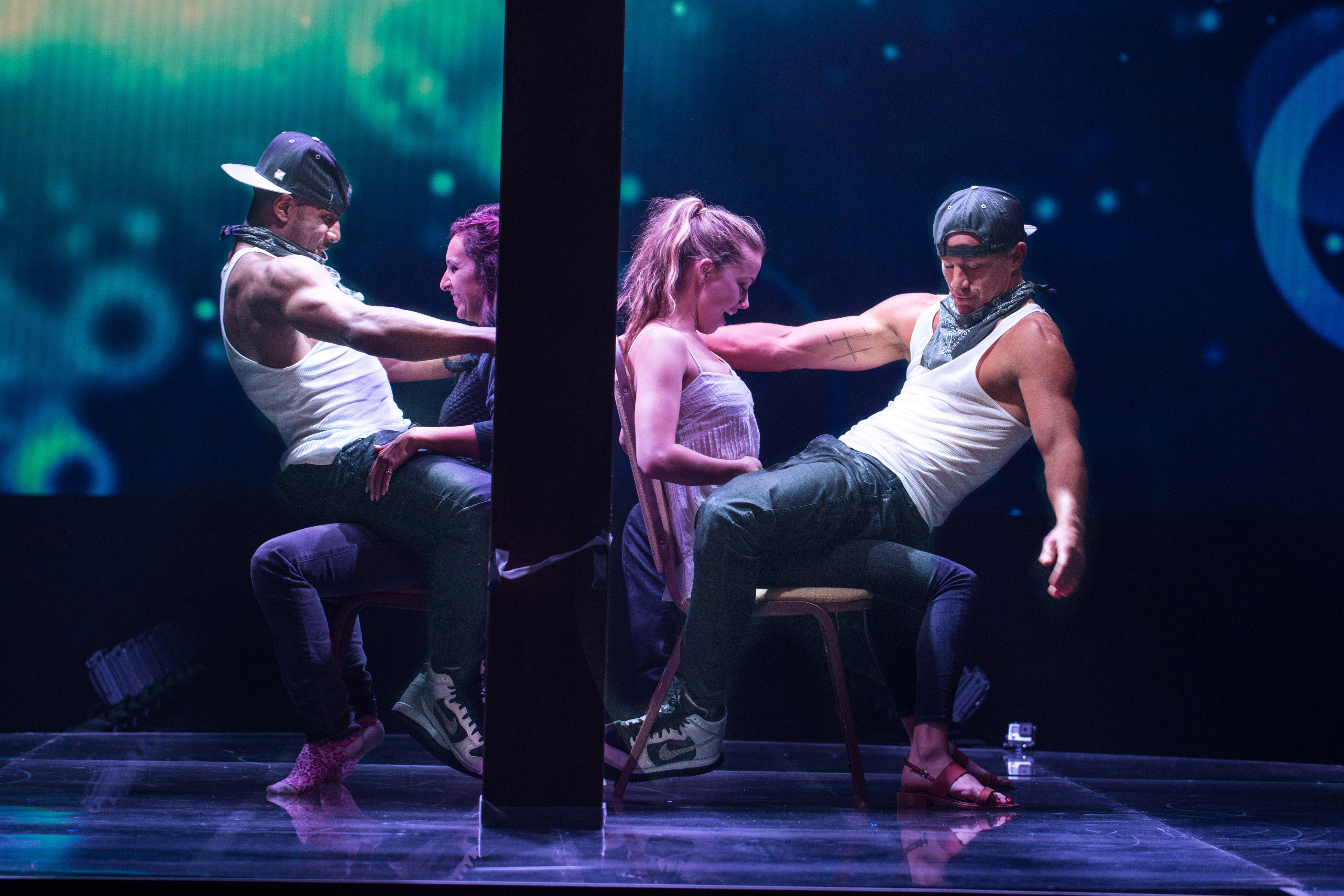 MAGIC MIKE XXL is For Women and, Despite Channing Tatums
