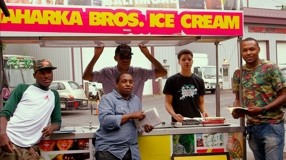 New Doc Looks At A Group of Young Men Who Are Uplifting Baltimore with Ice Cream Business