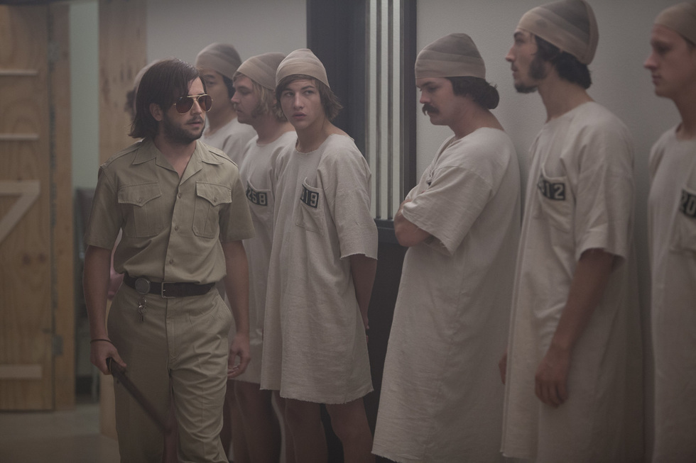 The Psychology of Police Brutality Gets Psychoanalyzed in THE STANFORD PRISON EXPERIMENT