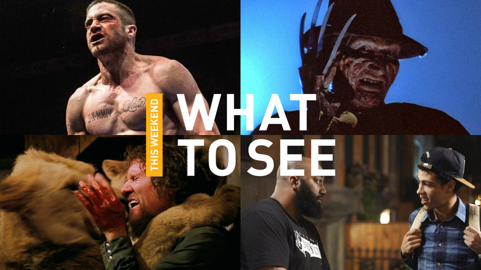 "Jake Gyllenhaal's Beast Mode, Freddy Krueger's First NIGHTMARE & the Ultimate ""When Animals Attack"" Film"