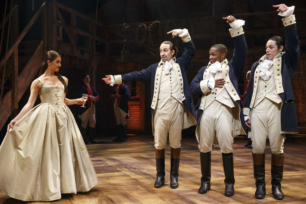 The Roots to Executive Produce Original Cast Recording for Broadway's HAMILTON