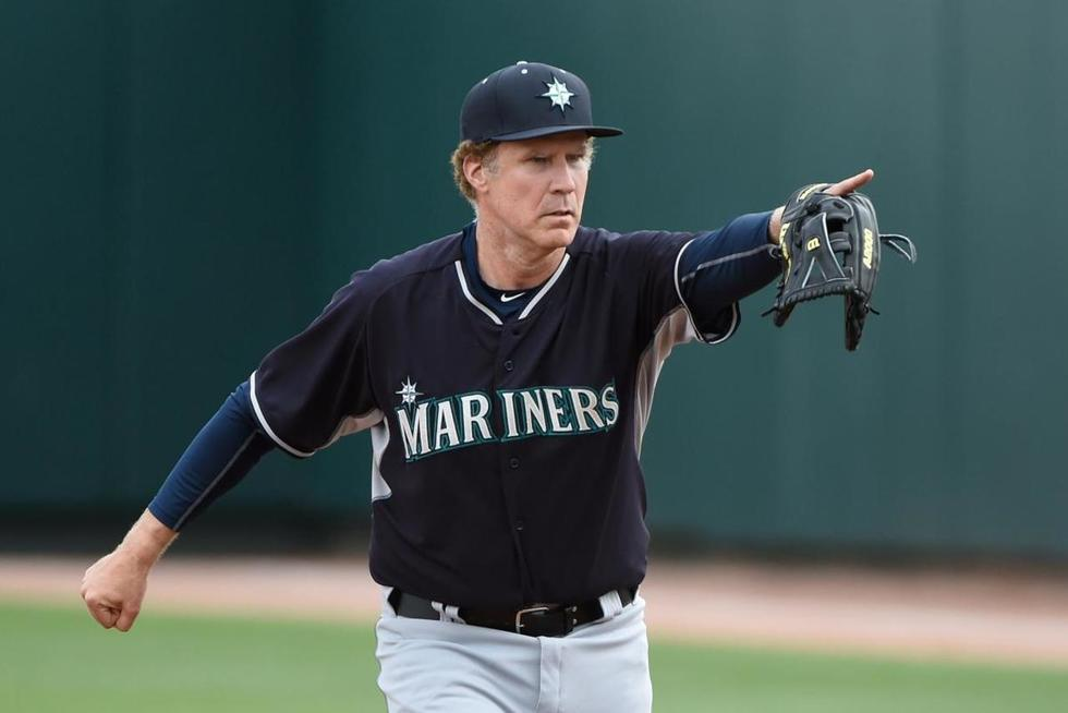 Watch: Will Ferrell Hilariously Tries Out for 10 Baseball Teams in New HBO Movie