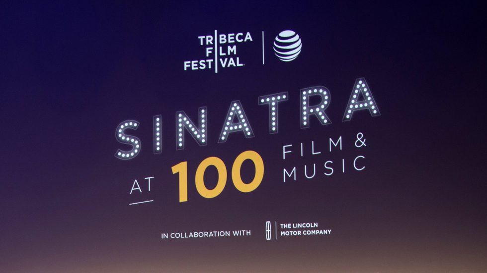 "Experience Frank Sinatra's Music Live and in 360° With Tribeca & Lincoln's ""TFF: Sinatra at 100"" App"