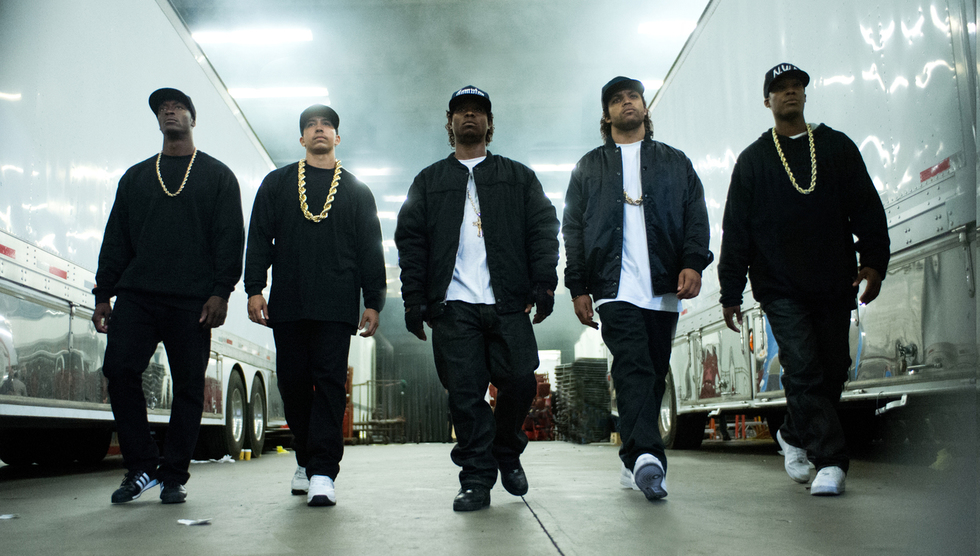 Then & Now: How STRAIGHT OUTTA COMPTON Connects N.W.A.'s Struggles to the Present Day