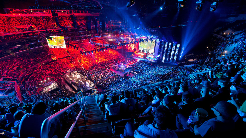 Tribeca Games Heads to League of Legends' Tournament This Weekend at Madison Square Garden