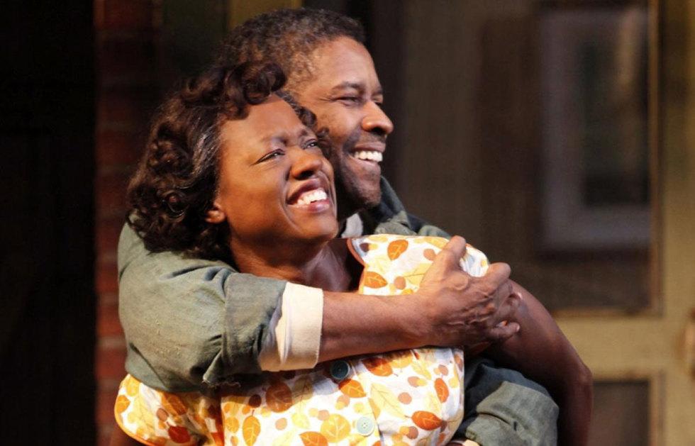 Viola Davis and Denzel Washington are Finally Getting Their FENCES Film