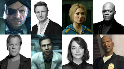 The Best — and Worst — of Celebrities in Video Games