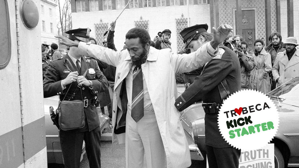 A Documentary About Dick Gregory, History's Funniest Civil Rights Advocate, Needs Your Help