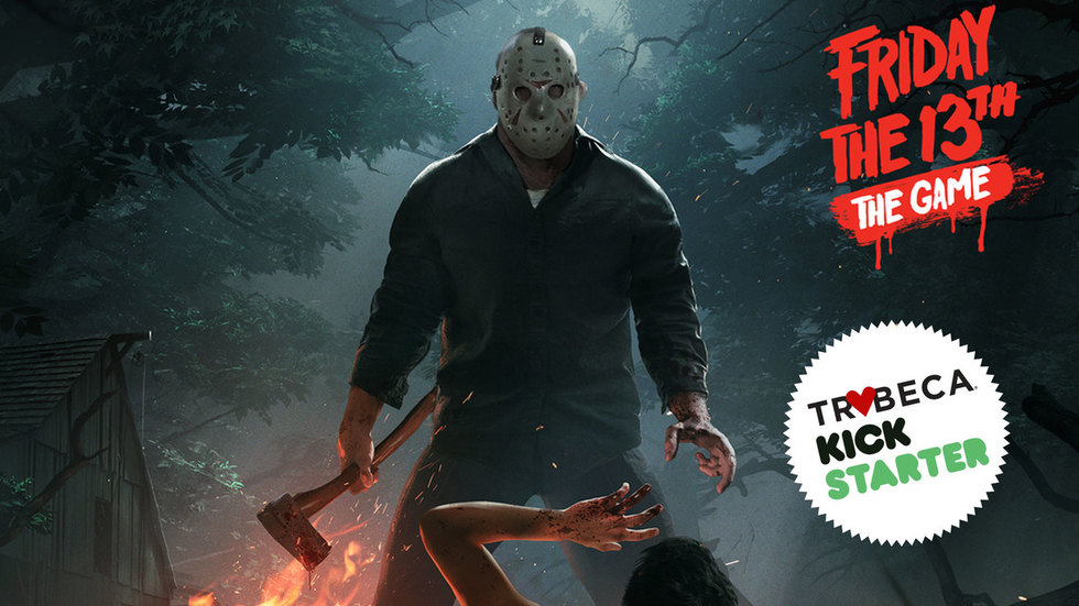 Jason Takes Kickstarter: FRIDAY THE 13TH: THE VIDEO GAME Brings the Slasher Icon to Crowdfunding
