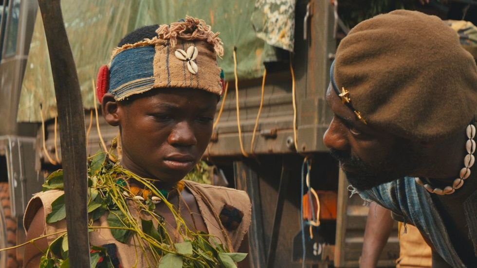 Idris Elba Fearlessly Leads Cary Fukunaga's BEASTS OF NO NATION Into Excellence