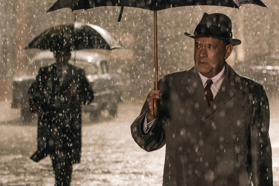 BRIDGE OF SPIES is Steven Spielberg's Best Movie in 10 Years