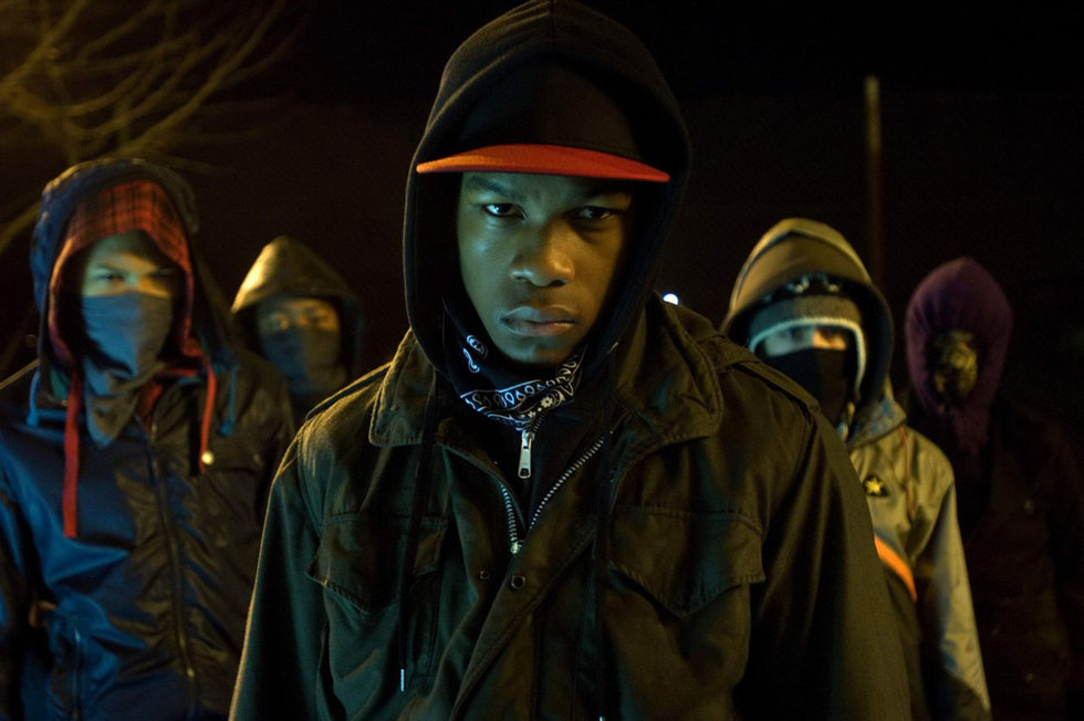 A Star Was Born: Before STAR WARS: THE FORCE AWAKENS, There Was ATTACK THE BLOCK