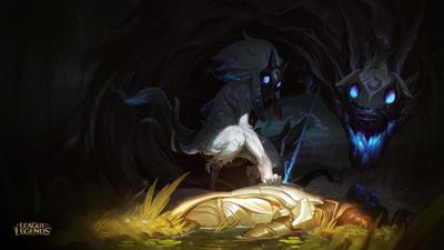 Pushing Foward The Art of Character Design:  League of Legends Creates Kindred