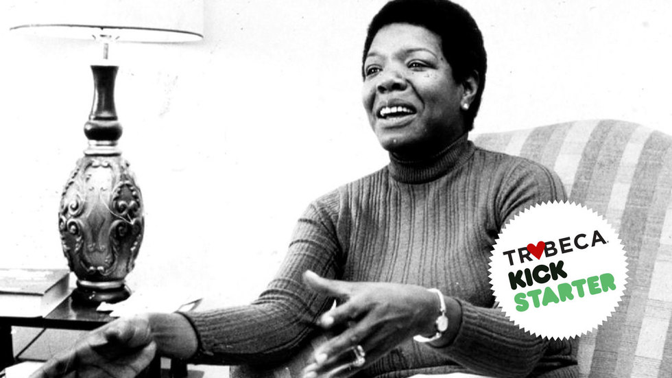 The First-Ever Maya Angelou Documentary Needs Your Help to Finally Get Made