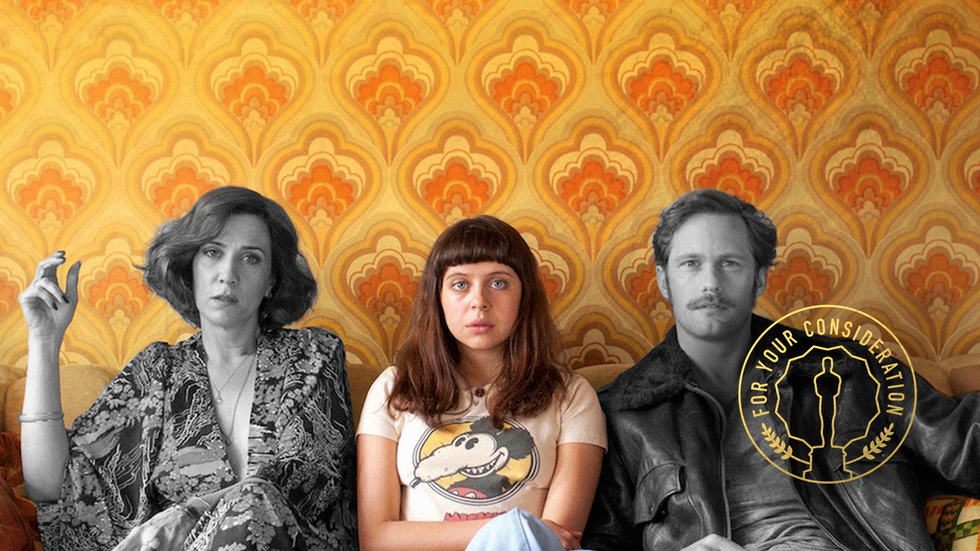 Don't Bother Voting on the Oscars if You Haven't Seen… Bel Powley in THE DIARY OF A TEENAGE GIRL