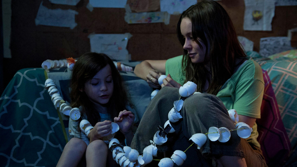 Brie Larson Talks Growing Up and Branching Out in ROOM